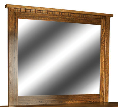 Lindholt Mirror by Farmside Wood