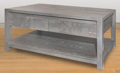 Meta Sequoia Coffee Table by Ruff Sawn