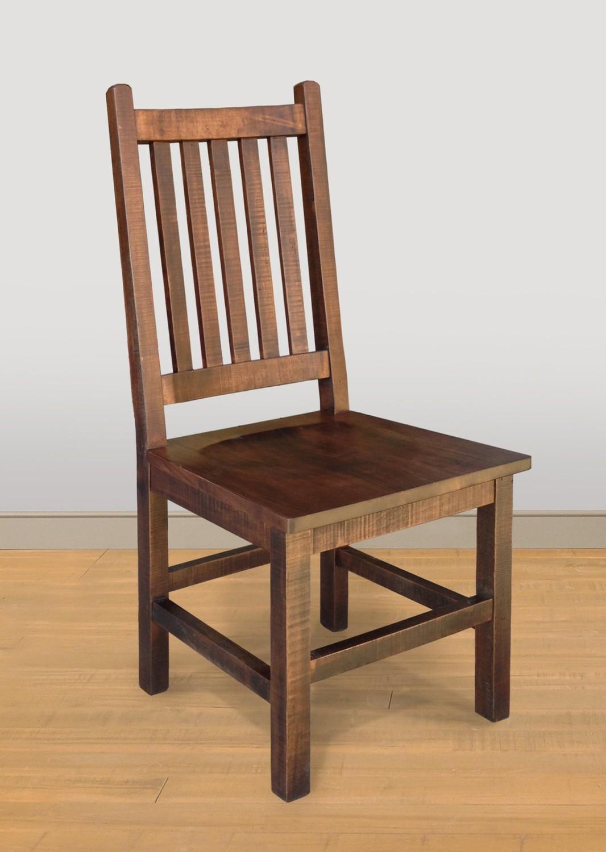 Beam Side Chair by Ruff Sawn
