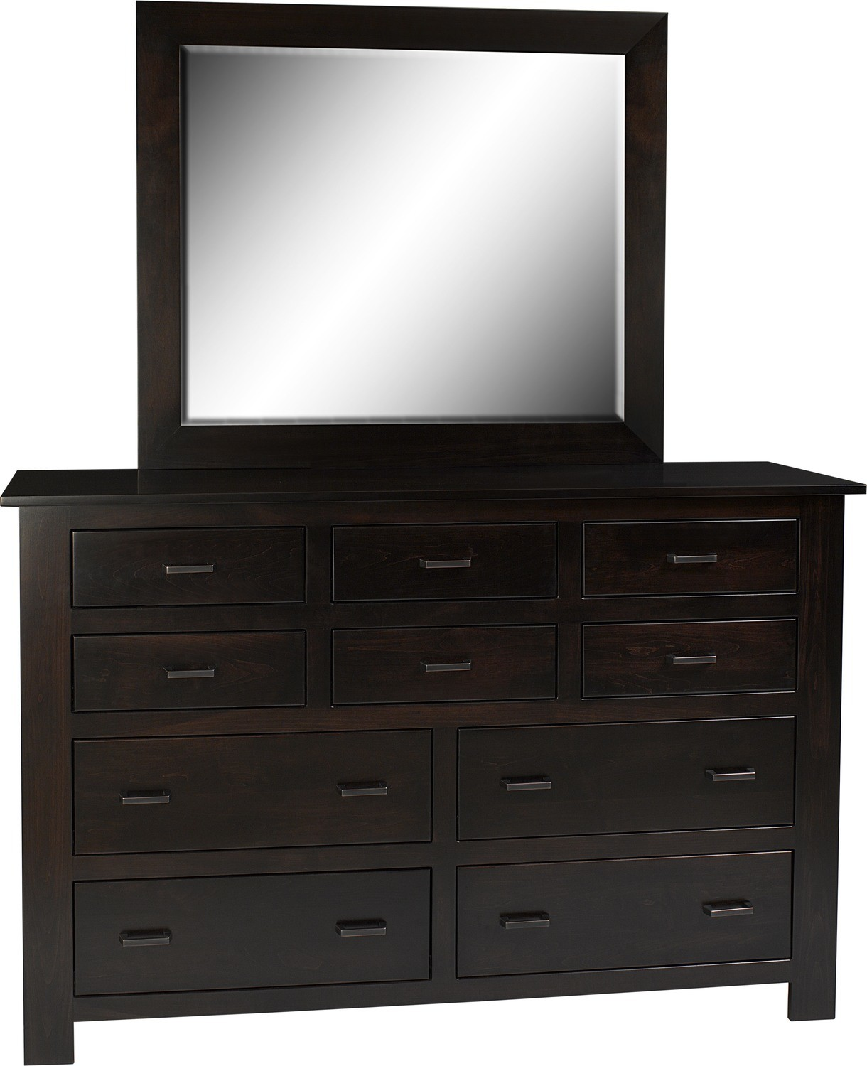 Horizon Shaker Dresser Farmside Wood 108