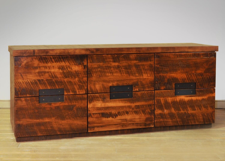 Arthur Philippe Dresser by Ruff Sawn