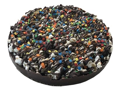 Parve (Non-Dairy) Chocolate Pizza with Pizazz 10