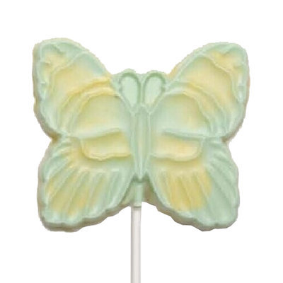 Chocolate Lollipops - Pollylops® - Butterfly - Large