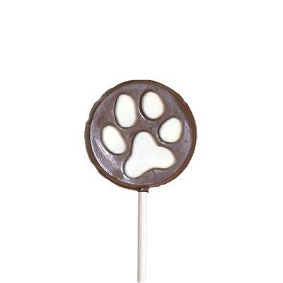 Chocolate Lollipops (Pollylops® Paw Print)
