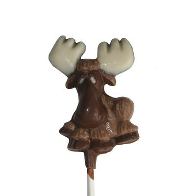 Chocolate Lollipops (Pollylops® Shaggy Moose)