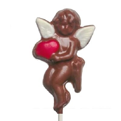 Chocolate Lollipops - Pollylops® - Cupid