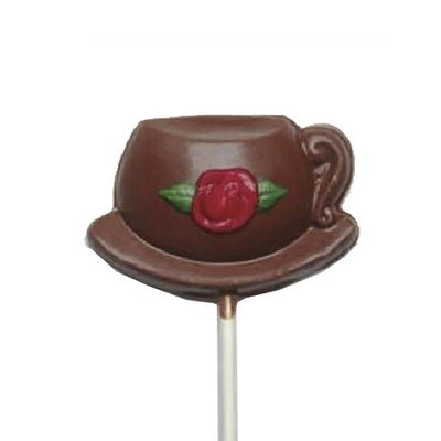 Chocolate Lollipops - Pollylops® - Cup