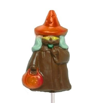 Witch with Pop