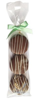 Gourmet Chocolate Dipped Oreo® - 3 Pack - White Chocolate Drizzled