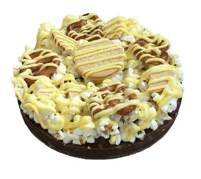 Gourmet Chocolate Lemon Pizza with Pizazz™( 6