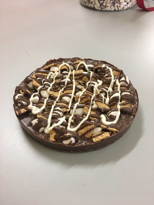 Chocolate Pizza with Pizazz™ 6