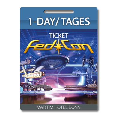 FedCon 2020 Tages-/Day-Ticket