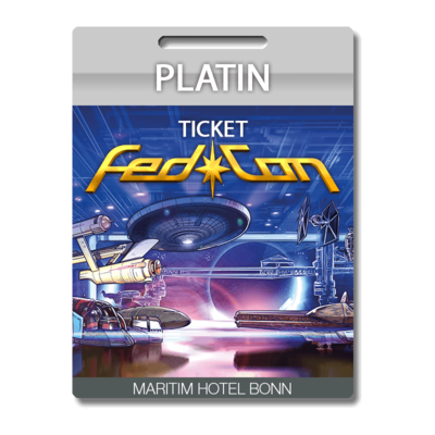FedCon Platin-Ticket