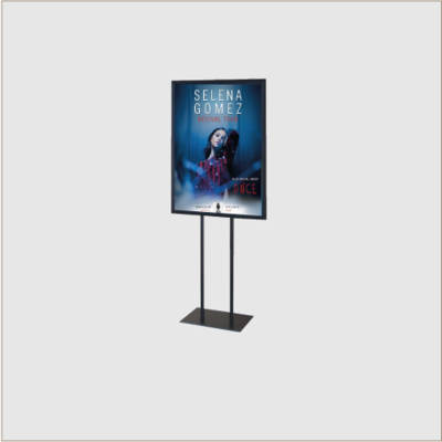 Free Standing Poster Frames