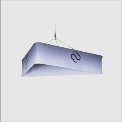 Triangle Hanging Banner