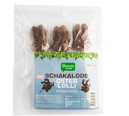 Chocolate Bunny Lollies!