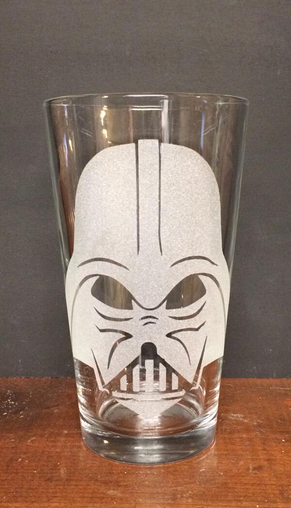 Glass - Beverage 16 oz