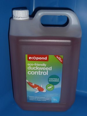 Duckweed Control 5 Litre. Eco-friendly
