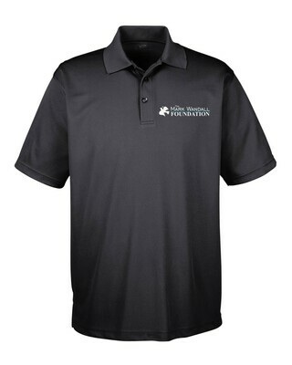 The Mark Wandall Foundation Vinyl Drifit Polo