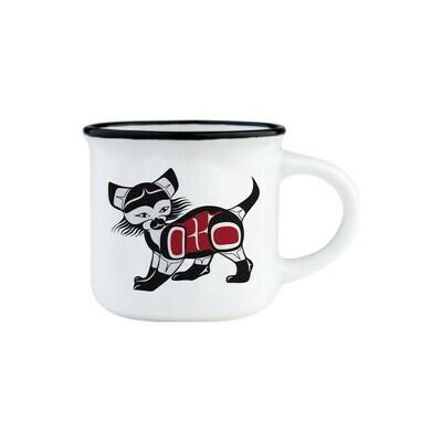 Espresso Mug - Cat