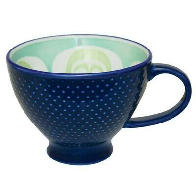 Porcelain Art Mug - Moon