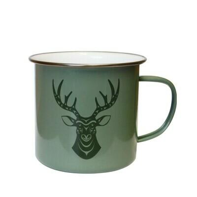 Enamel Mug - Deer