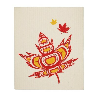 Eco Cloth - Indigenous Maple