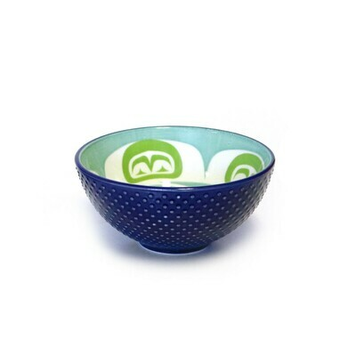 Porcelain Art Bowl - Moon