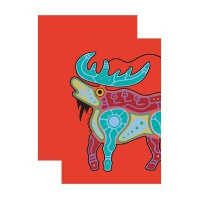 Notebook - Moose