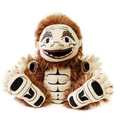 Puppet - Big Foot the Sasquatch