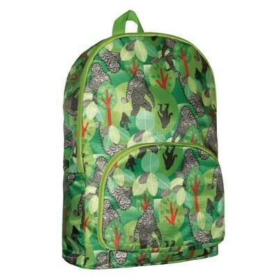 Foldable Backpack - Sasquatch