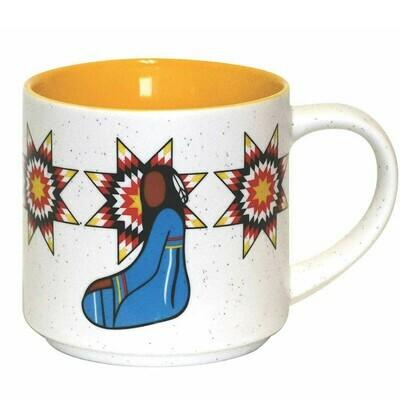 Ceramic Mug - Her Ribbon Dress