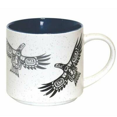 Ceramic Mug - Soaring Eagle