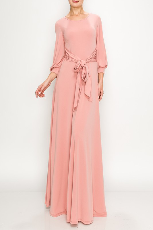 Melodic Maxi W/ Tie Front UPDR719-MELODIC