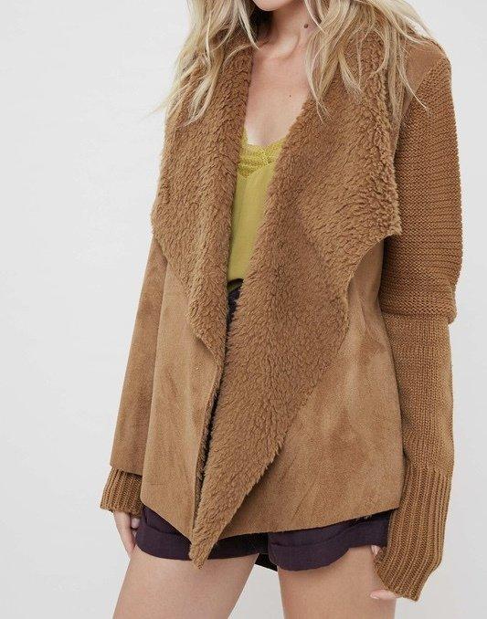 Furry Sweater UPSW661-FURRY