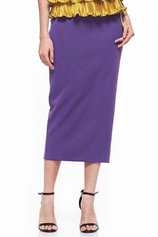 Going Places Midi Skirt UPSK637-GOINGPLACES