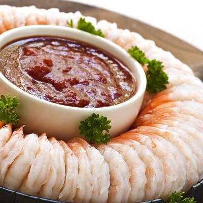 Adams Jumbo Shrimp Platter