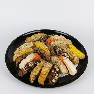 Assorted Biscotti Tray