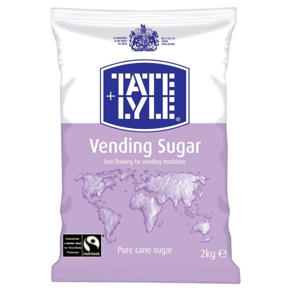 Fairtrade Vending Sugar (6 X 2000g)