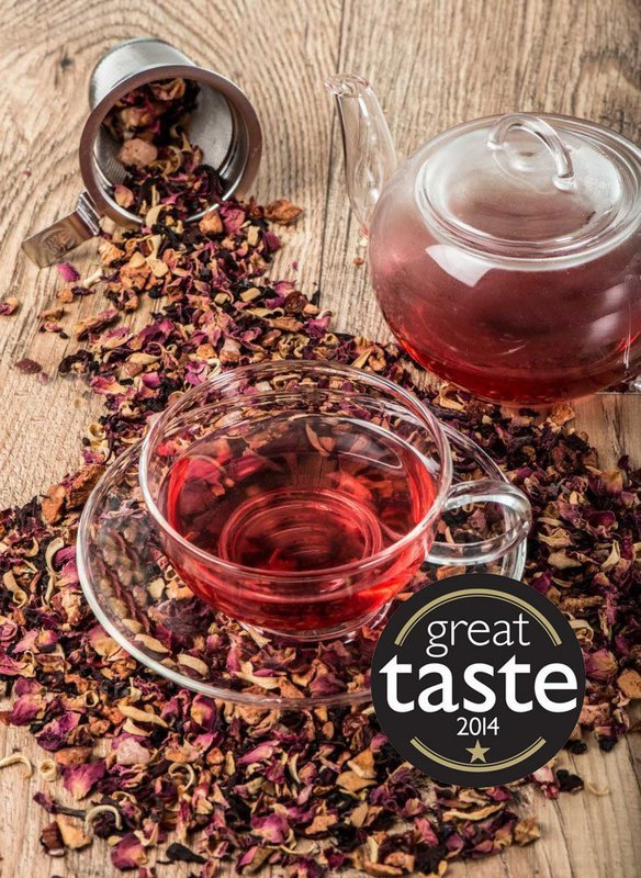 Pucker Up Lover - Loose Leaf Infusion Tea - 15g