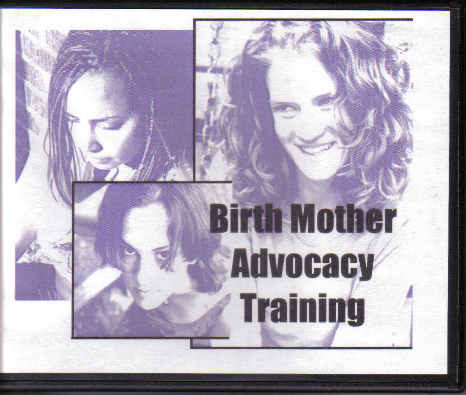 Birth Mother Advocacy Training Package 00000