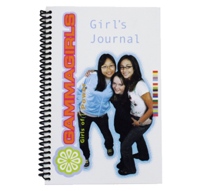 Gammagirls - Participant's Journal 00006