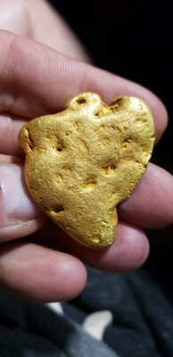 68.86 Gram Yukon gold nugget for sale