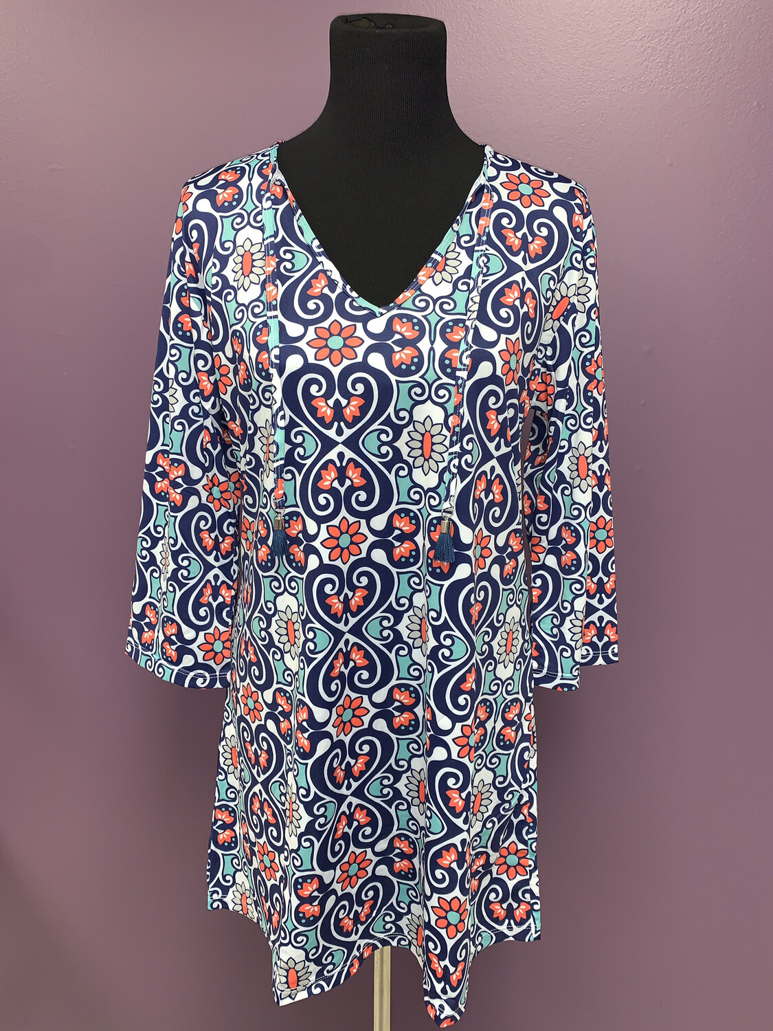 Blakely Tunic/Tunic Dress