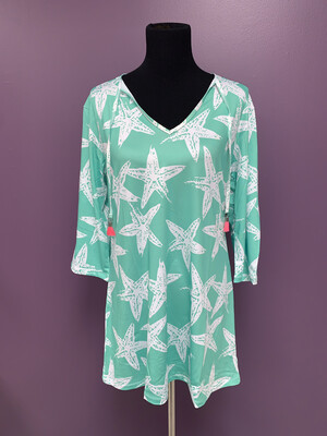 Sea Star Tunic/Tunic Dress