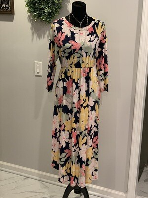Flower Power Plus Maxi