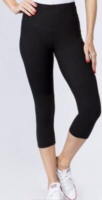 PeachSkin Capri Leggings Regular
