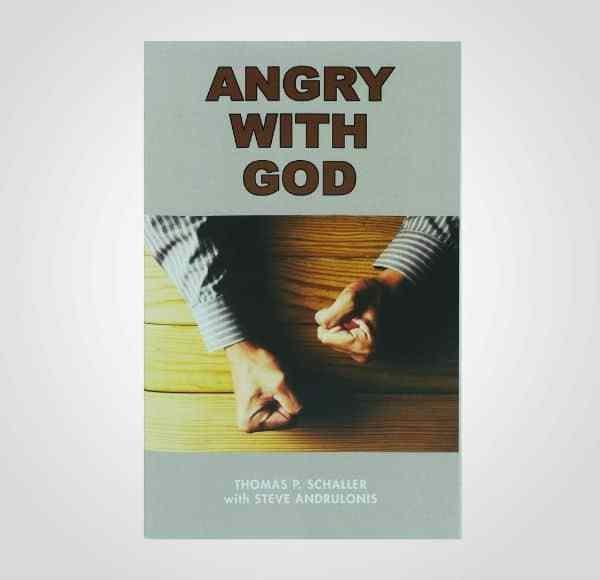 Angry with God