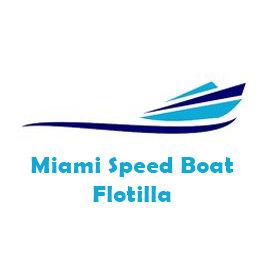 Miami Mini-Speed Boat Flotilla (00/00/00)