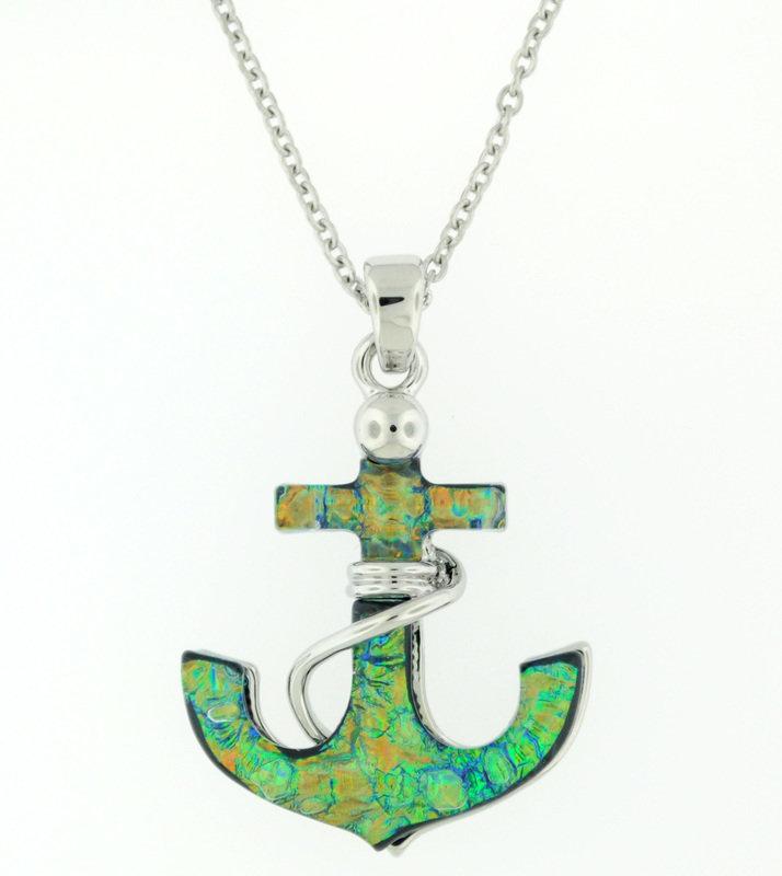 Ahoy the Anchor Pendant